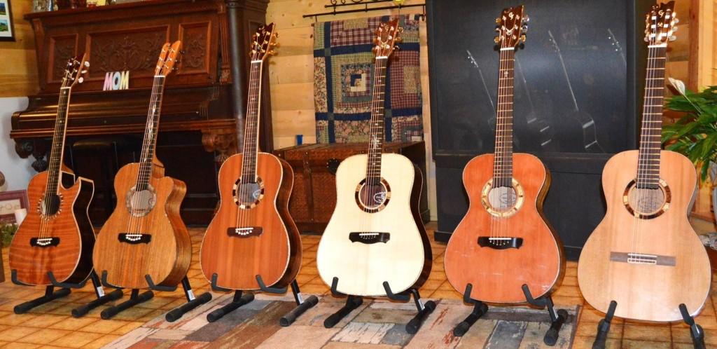 Elijah Jewel Guitars