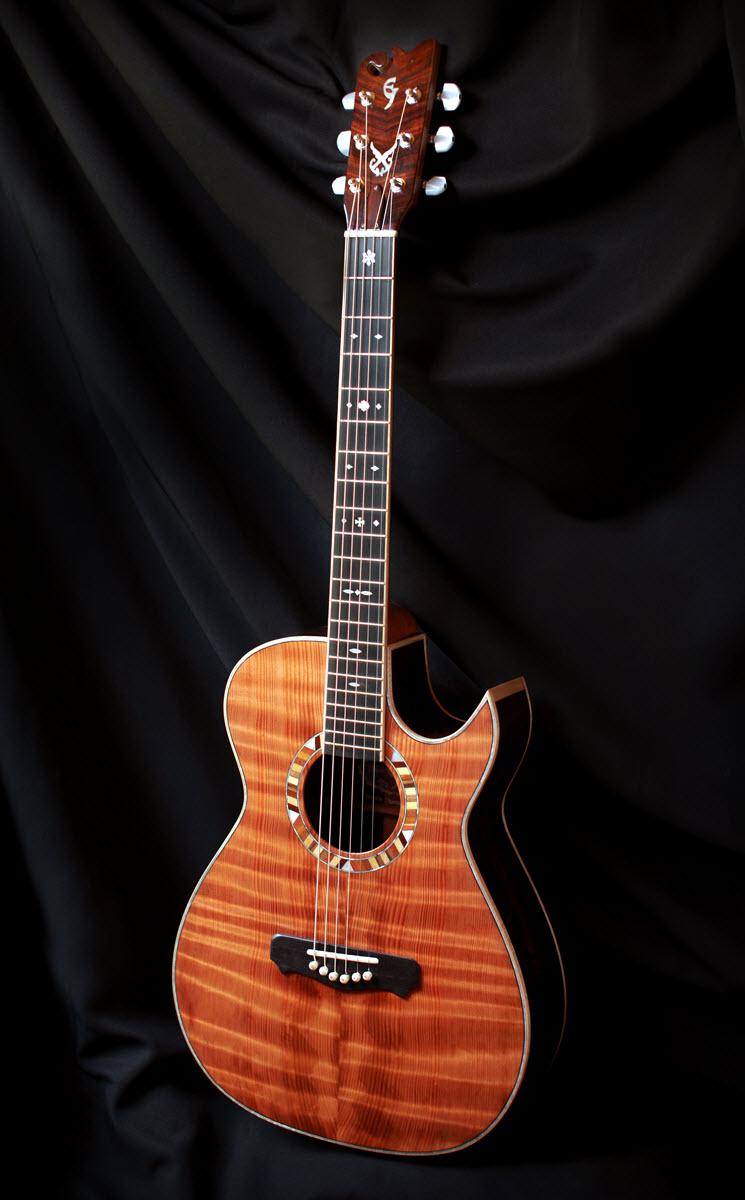 how to buy an acoustic guitar