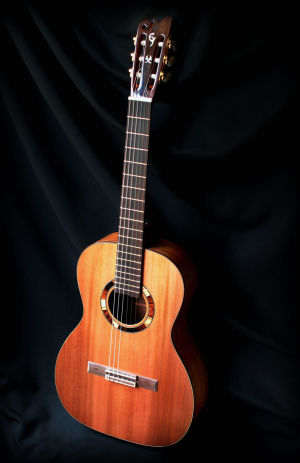Custom Handmade Classical Nylon String Acoustic Guitar