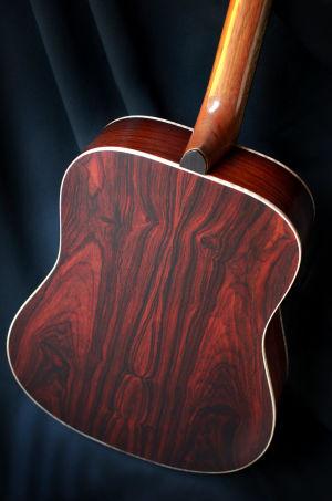 Custom Handmade Dreadnought Acoustic Guitar