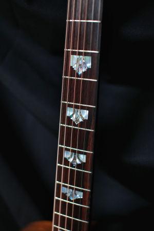 Custom Handmade Jumbo Acoustic Guitar