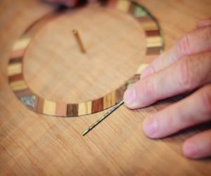 Custom Handmade Acoustic Guitar Rosette