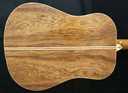 Custom Handmade Dreadnought Acoustic Guitar (Redwood)