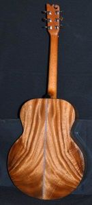 Custom Handmade Jumbo Acoustic Guitar